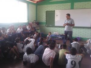 Grupo en Nicaragua